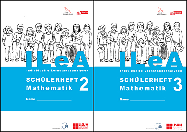 Cover ILeA 2 und 3 Deutsch Mathematik