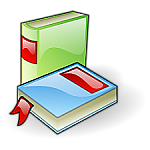 Books, png, 21.6 KB